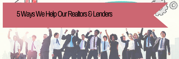 5 WAYS PRUITT TITLE SUPPORTS ITS REALTOR & LENDER FRIENDS