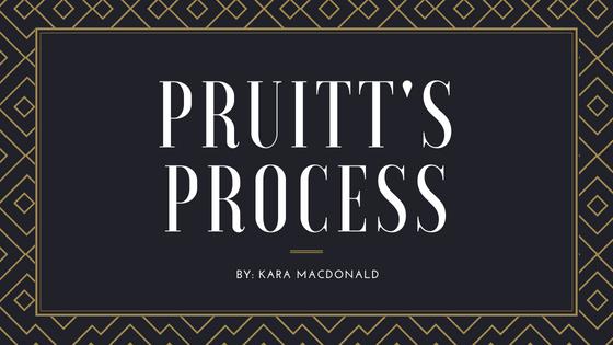 Pruitt's Process
